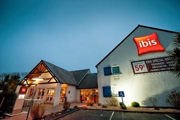 Hôtel Ibis Brest Kergaradec