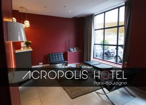 Acropolis Hôtel Paris Boulogne ***