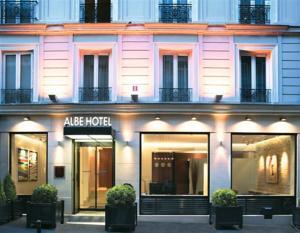Albe Hotel Saint Michel