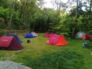 camping de la colline Saint Paul Trois Chateaux