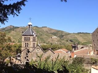 Hôtel de la Villeon - Hôtel 4**** - Bar - Jardins avec vues sur les vignobles - 50mns au sud de Lyon, en Ardèche