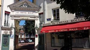 Hôtel du Cheval Rouge