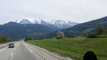 Mont Blanc Plage