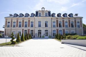 Hôtel et Spa du Château ****