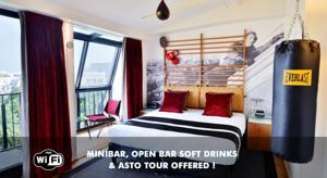 Hotel Le 123 Sebastopol - Astotel