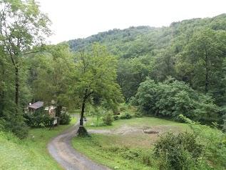 Camping La Vallee De Roussy