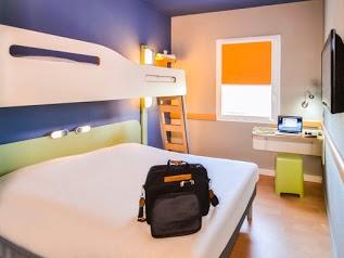 Hotel ibis budget Saint Martin de Crau Porte de Camargue