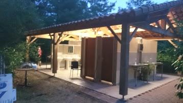 Aire Naturelle de camping Petit Jean