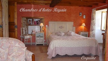 CHAMBRES D HOTES REGAIN