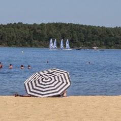Camping du Lac - Ste Eulalie en Born