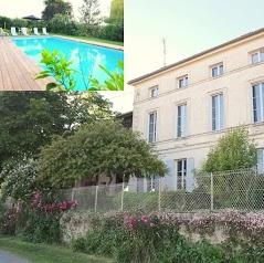 Chambres d'hôtes Gironde : La Maison de petit Thomas