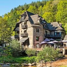 Maisons BUSSET --Le Moulin de CONQUES-
