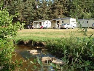 Camping Le Galier