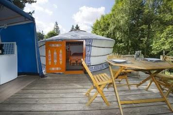 Camping éco-responsable du Pont de Braye * * * (48)