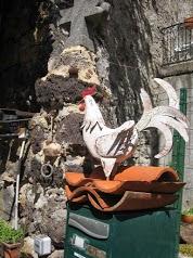 Gérard Tournier, Gîte d'étape La Maison du Coq, L'estaou di Djaï