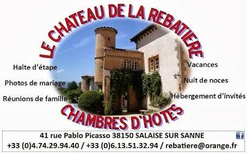 Le Château de la Rebatière