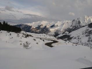 Station de Ski de Fond du Val d'Azun