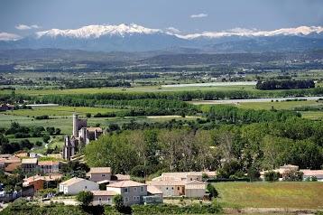 Office de Tourisme Intercommunal du Canal du Midi au Saint Chinian