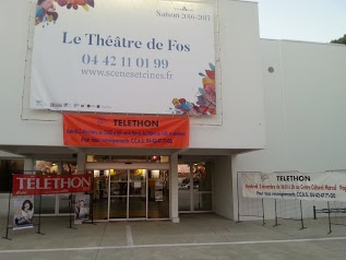 Theater of Fos-sur-Mer