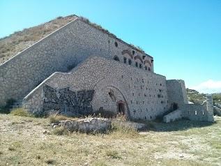 Le Fort de Niolon Haut