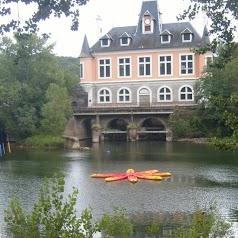 Comité Départemental du Tarn de Canoë Kayak - Base d'Ambialet