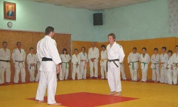 Judo Club Henri IV