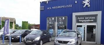 Autos Services agent Peugeot Negrepelisse