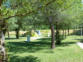 Camping Le Moulin de Thoard
