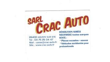 Crac Auto Sarl