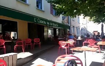 Restaurant l'Oiseau sur sa Branche