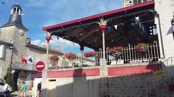 antenne touristique de Pellegrue