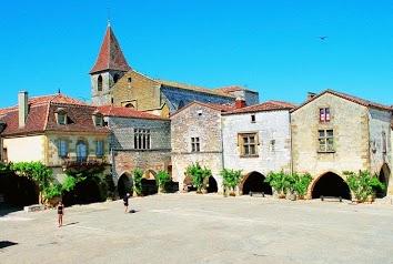 Pays des Bastides et Cités médiévales