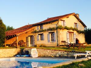 Holiday Home in Verteillacli