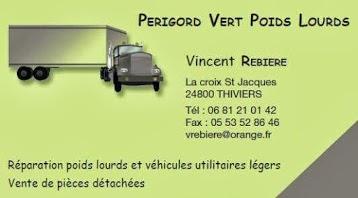 Périgord Vert Poids Lourds