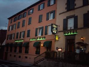 Logis Hôtel Aigle d'Or