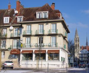 Hôtel restaurant Le Normandie