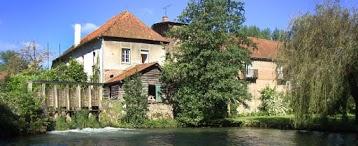 Chambre d'hôtes Pas de Calais / Location Vacances Chalets - Moulin de Fillièvres