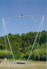 Extrem Amusement, trampolines arena