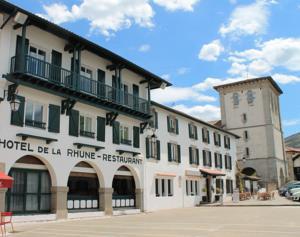 Hôtel De La Rhune