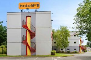 hotelF1 Montpellier Ouest Saint Jean de Vedas