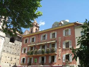 Hôtel le Roya