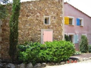 Location maison de vacances Le Barroux Les Chevalières