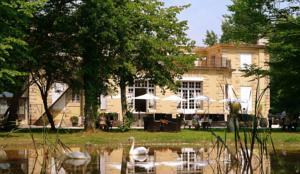 La Réserve au Pavillon du Château Raba