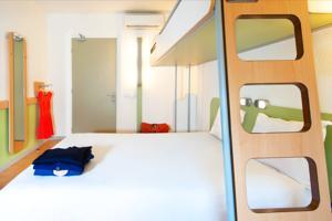 Hotel ibis budget Bordeaux Aéroport
