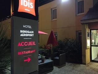 Hotel ibis Bordeaux Aéroport