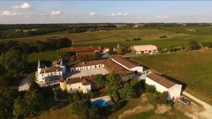 Gite Chateau DE Seguin
