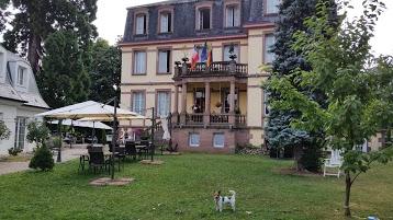 Hotel Le Manoir-Barr