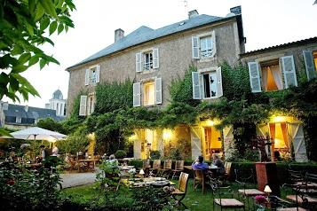 Hostellerie La Roseraie