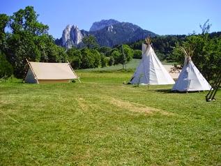 Ferme Rony - Camp des Découvreurs