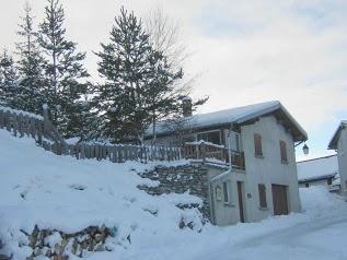 Le chalet Vanoise